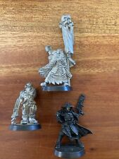 Warhammer 40k Space Marines Apothecary Head Conversion Bits 2004 Command Squad