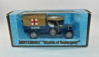 Model Of Yesteryear, Y-13-3 Crossley RAF  Chrome Wheels Diecast Van