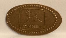 John Deere Pavillion Logo Pressed Elongated Penny Copper