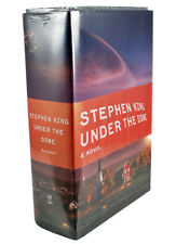 Stephen King UNDER THE DOME Limited First Edition Cards Illustrated Sealed NEW