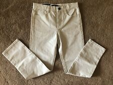 New listing Vineyard Vines Boys' 5 Pocket Canvas Pants Stone Size 8, 14 $55 Nwt