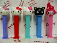 PEZ set of Hello Kitty introduced in 2005 with the addition of Choco Cat 2007