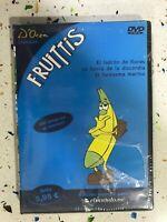 Los Fruittis DVD Nuovo Sigillato Il Antifurto De Fiori Il Mondo