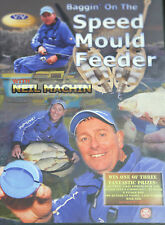 BAGGIN ON THE SPEED MOULD FEEDER WITH NEIL MACHIN DVD NEW SEALED
