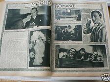 1931 CINEMA & THEATER MAG HELEN TWELVETREES,EKKEHARD AREND,JUNE COLLYER,STERNBER