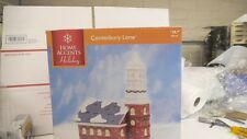 Home Accents Holiday Lighted Cathedral, NIB