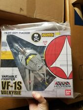 Macross Robotech 1/55 scale Vf-1S Valkryie Roy Focker Fokker Bandai - Us Seller