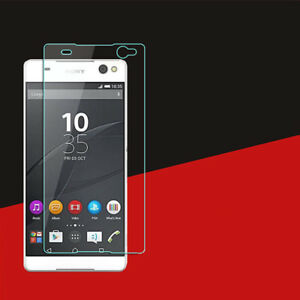 Premium 9H Tempered Glass Film Screen Protector for Sony Xperia C5 Ultra USA