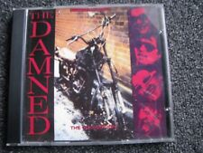 The Damned-The Collection CD-1990 UK-Castle Communications-Punk