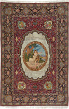 Täbriz Teppich Orientteppich Rug Carpet Tapis Tapijt Tappeto Alfombra Art Antik