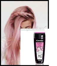 DELIA  - PINK - HAIR TONER  200ml RINSE COLOUR BLOND GREY