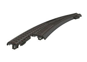 New from Märklin! 24771 Left Hand R3, Wide Radius Curved C Track Turnout Switch