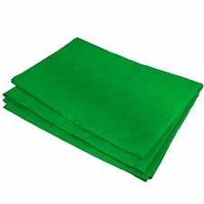 Cowboystudio 10 X 24 Ft Green Muslin Backdrop Photography Video Background