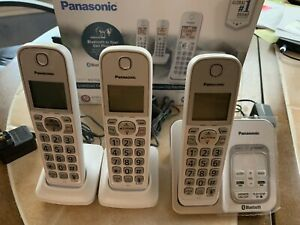 Panasonic KX-TG833 Link 2cell Cordless With Bluetooth Telephone