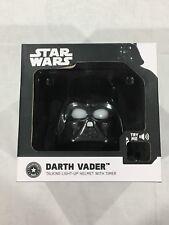 2016 Darth Vader Head Talking Light-Up Helmet with Timer