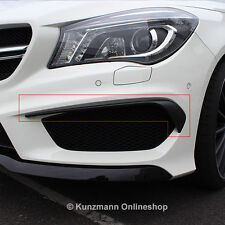 ORIGINALE CLA 45 AMG Spoiler Paraurti CLA c117 Mercedes-Benz FRONT Grembiule Set Nuovo