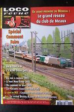 MODELISME FERROVIAIRE TRAIN MAGAZINE LOCO REVUE N° 717 de 2007