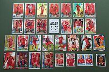 Arjen Robben Lot Sammlung FC Bayern München Sammelkarten und Sticker 2009-2020