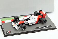Ayrton Senna McLaren MP4/4 #12 Weltmeister Formel 1 1988 1:43 Altaya