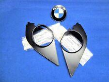 BMW e60 e61 M Stoßstange NEU Nebelscheinwerfer Blende rechts links Bumper Cover