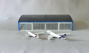 Airport Hangar short 1/500 1/400 Scale paint