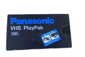 Panasonic VHS PlayPak VHS-C to VHS Motorized Converter Adapter