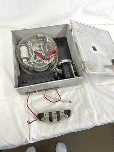 Gamewell Three Fold Fire Alarm MECHANISM CASE