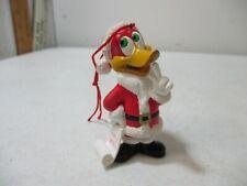 Vintage Walter Lantz Woody Woodpecker Christmas Ornament