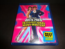 AUSTIN POWERS: INTERNATIONAL MAN OF MYSTERY-Mike Myers must stop Dr Evil's deeds