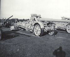 WWII German Captured Artillery- APG MD- Cannon- AA Gun- ATG- 1950s- #10