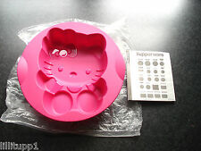 Tupperware Hello Kitty Silikon - Form Silikon Backform, Silikonform Kitty. Neu