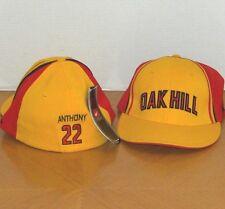 Carmelo Anthony #22 OAK HILL Nike Air Jordan Hat NWT 2003 - XL FlexFit