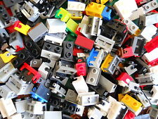 Lego Specialty Piece Swivel Hinge lot of 10 1x2 both sides Different Colors 3937
