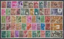 SPANISH GUINEA - COMPLETE COLLECTION MNH FROM 1955 TO 1959