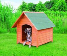 Trixie natura Hundehütte Cottage mit Satteldach L: 96 × 105 × 112 cm natur