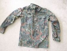 GERMAN ARMY FLECKTARN CAMO TOP COAT CHEST 42""
