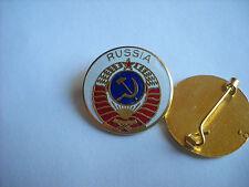 a4 RUSSIA federation nazionale spilla football calcio soccer pins badge pоссия