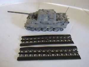 1/72 scale replacement tank tracks (wide tracks), Panther, Tiger, T34, KV tanks.