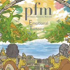 Premiata Forneria Marconi-émotionnellement Tatouages 2 CD NEUF