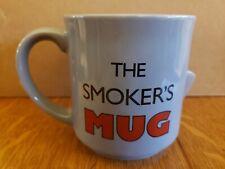 Emergency Ashtray Smoker's Mug Gag