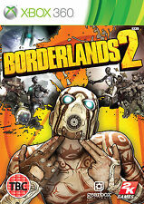 Borderlands 2 XBOX 360 Jeu Excellent état