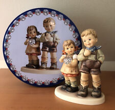 "Goebel Hummel ""She Caught It "" #2265, LE TMK8_Signed - Mint Condition"