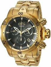 Invicta 29644 Men's Venom Watch - Gold/Black