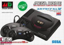 SEGA Mega Drive Mini 42 Game 6 Button 2 Controller Kids Console Hobbies_ageq
