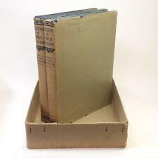 Wonders of World Aviation (Hardback) 2 Volumes Clarence Winchester Waverley 1937