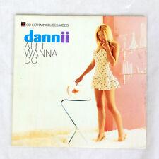 Dannii - All I Wanna Do - music cd ep