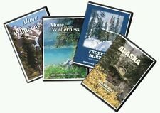 Alone In The Wilderness 4 DVD package Brand New straight from producer