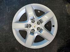 "2008 - 2012 CHEVY MALIBU 17"" Hubcap Wheelcover Silver Factory Original 9596822"