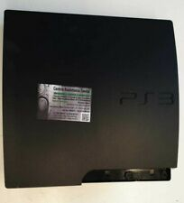 Plastics Cover Case For PS3 Slim CECH-2504A Original Replacement Part