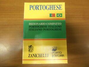 DIZIONARIO ZANICHELLI COMPATTO PORTOGHESE  9788808177889